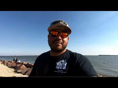 How To Fish The Texas City Rocks