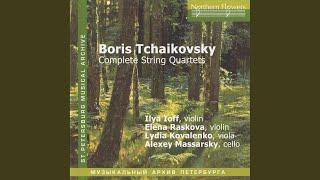 String Quartet No. 2: IV. Allegro non troppo