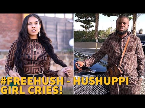 Hushpuppi's GIRLFRIEND After Mocking His Arrest Cry Out For HisRelease with The Hashtag FREEHUSH