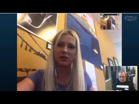 США 2970: Интервью с Блогером - Таня, Иркутск, Шарлотт Северная Каролина - SiliconValleyVoice