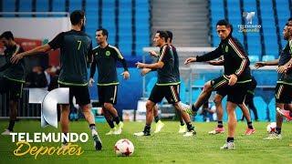 México tendrá suficiente descanso, ¿Osorio rotará otra vez?