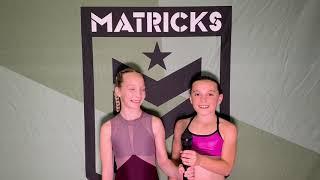 Matricks Acro - Testimonials 2019