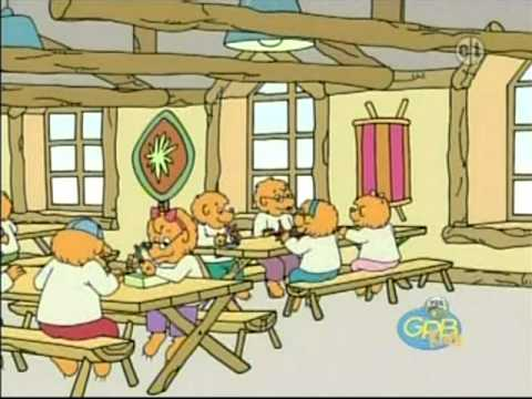 The Berenstain Bears - Go To Camp