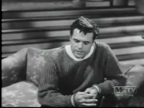 "The Millionaire - ""The Lee Randolph Story"" with Jack Lord (1958)"