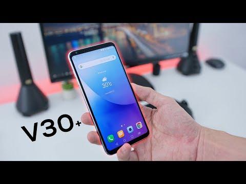 Kesan Pertama LG V30+ Indonesia!