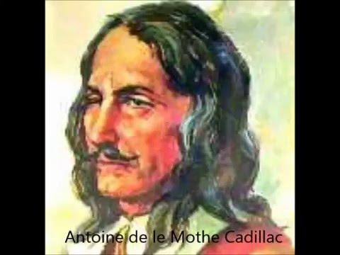 Mar 5  French explorer Antoine Cadillac