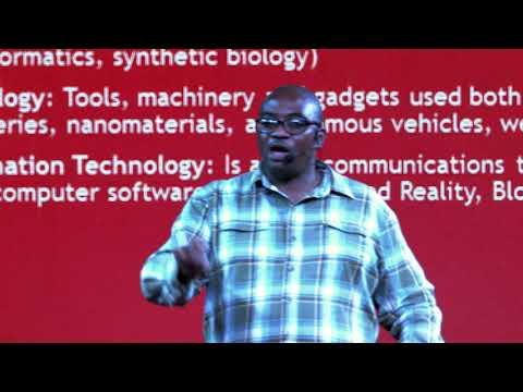 Realities of the Nigerian Technology Ecosystem | Emeka Okoye | TEDxPortHarcourt