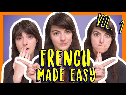 Learn French Vocabulary | French Made Easy Vol. 1