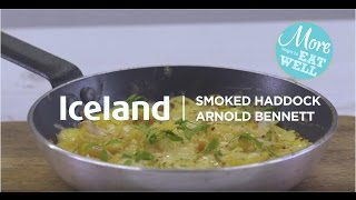 Smoked Haddock Arnold Bennett