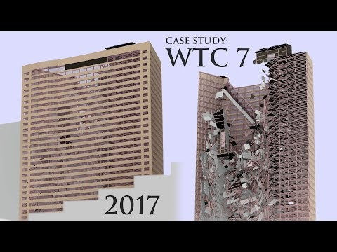 WTC7 Simulation Evaluation - World Trade Center 7 Collapse Research Study