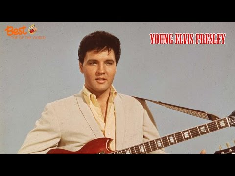 Top 30 Pictures of Young Elvis Presley