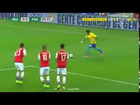 Download Brazil vs Paraguay (3-0) World Cup 2018 Qualifying Highlights