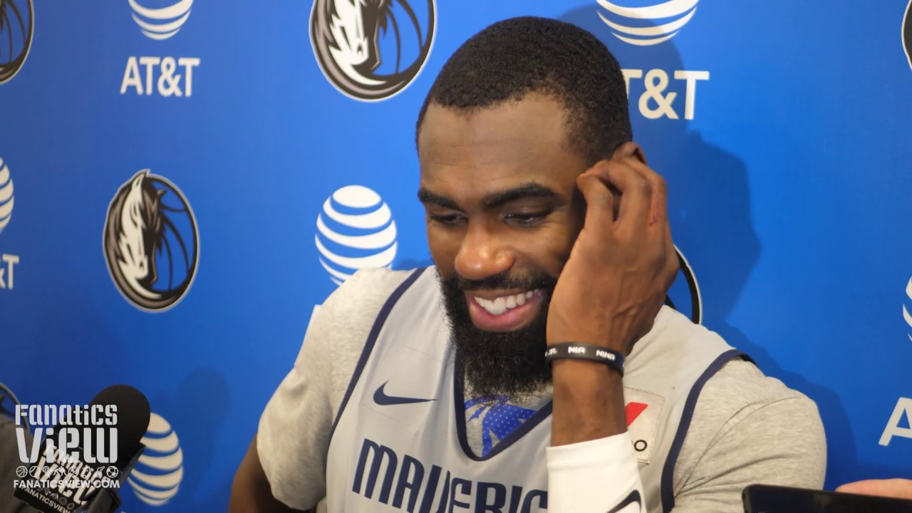 Tim Hardaway Jr On Coming Off The Bench Lakers Vs Mavs Matchup Mavs Bench In Denver Win