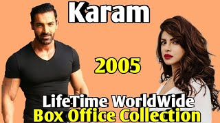 KARAM 2005 Bollywood Movie LifeTime WorldWide Box Office Collection Rating Cast