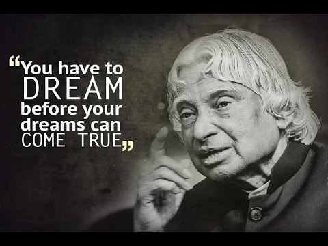 MOST Motivational video on APJ Abdul Kalam by Sandeep Maheshwari in hindi