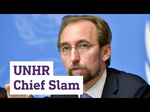 UN Human Rights Chief Slams Far-Right Politicians