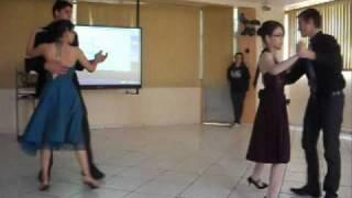 Dançando valsa - Vozes da Primavera (Johann Strauss II)