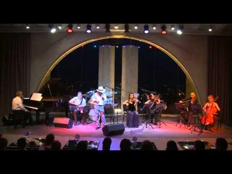 KOMITAS Jazz; Forsh and Sona Azaryan at the Cafesjian Center for the Arts / 08.08.2012