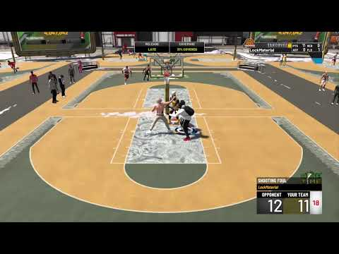 Grinding come THRU|CHILLING BEST SHOT CREATOR Grinding TO SS2