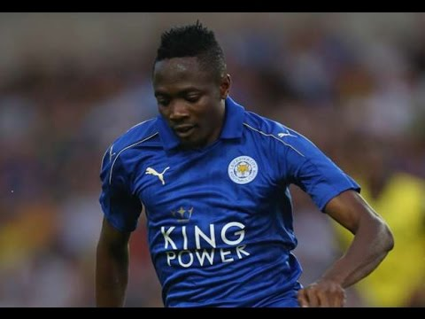 Ahmed Musa 2016 ● Crazy Skills & Goals & Dribbling Skills ● Leicester City 2016/17