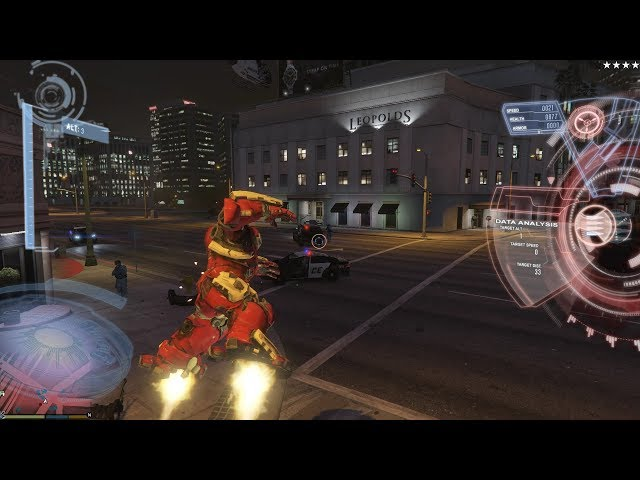 GTA 5 Iron Man script mod launches awesome Version 2 0   PC
