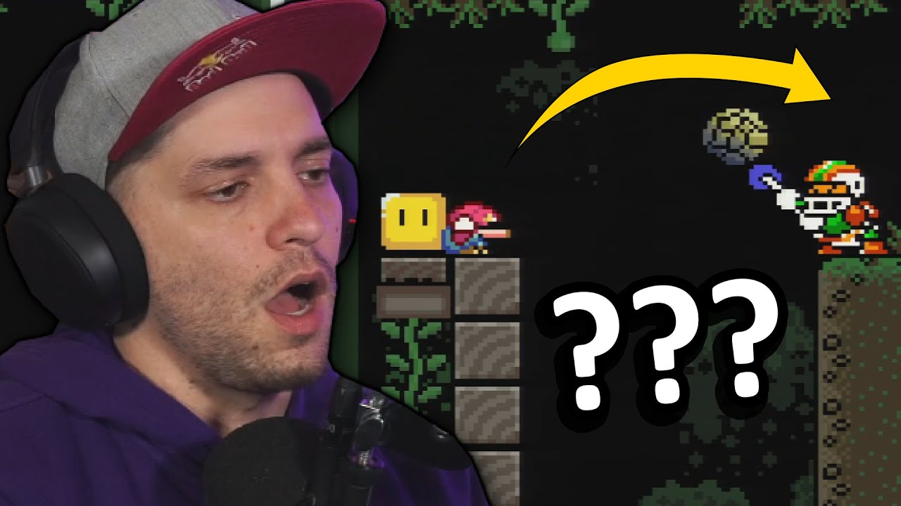 This ONE Jump Took Me SO Long | Riff (Part 5) Super Mario World ROM Hack