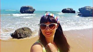 Португалия Алгарве, Пляжи Албуфейра, Пляж Оура(Португалия Алгарве, все пляжи Албуфейры от пляжа Рыбаков до не менее знаменитого пляжа Оура, прогулка по..., 2016-05-28T07:30:00.000Z)