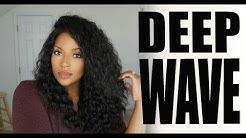 Deep Wave Brazilian Virgin Hair (FLW15) WowAfrican