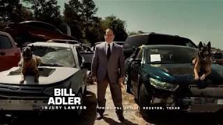 Bill Adler - Barking 3 (Motorcycle Wreck) 30s