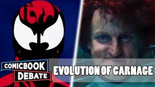 Evolution of Carnage in Cartoons, Movies & TV in 4 Minutes (2018)