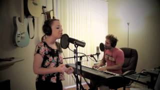 Robyn - Call Your Girlfriend - cover by Kait Weston Ft Sean Scanlon