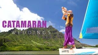 Hawaii Catamaran Weddings