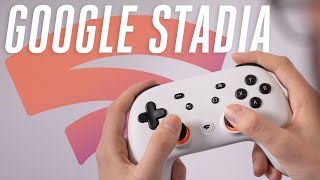 Google Stadia wants to be the Netflix of gaming