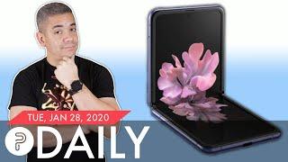 Samsung Galaxy Z Flip: HOT Looks, STEEP Price?!