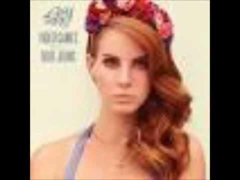Lana Del Rey Born to die Piano Cover Instrumental