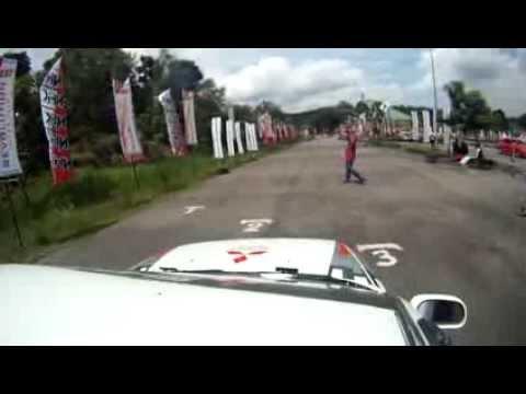 Lancer GLXI 1600cc - Sprint Tarmac Batam Des 2013 - SHIFTER - PROTEAM - Iwan Pontong