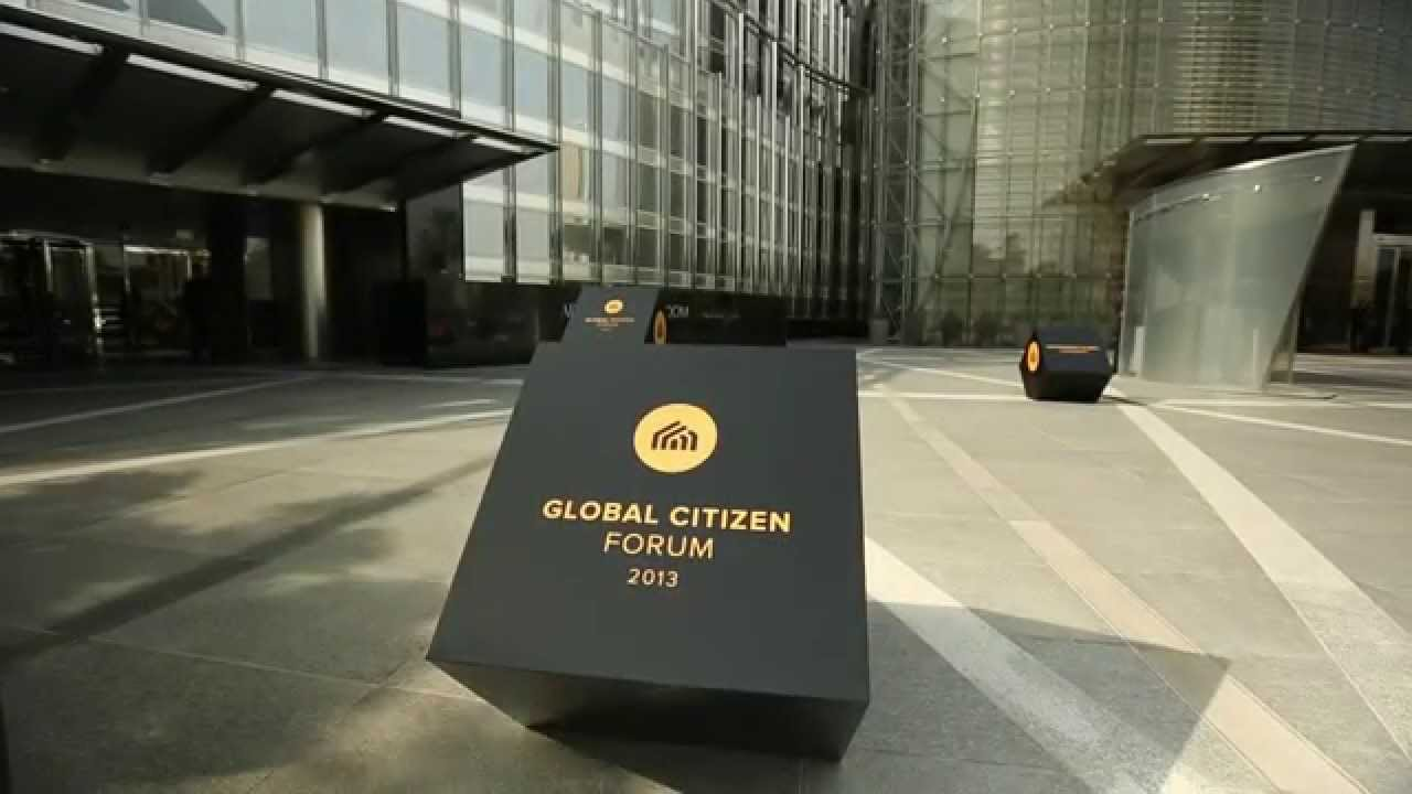 Join the Global Citizen Forum community. 8