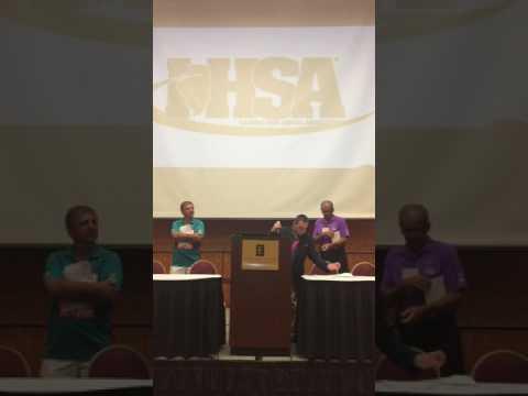 Special Olympics Illinois-IHSA Presentation July 21, 2017