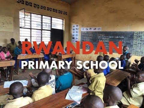 Life at a Rwandan Primary School