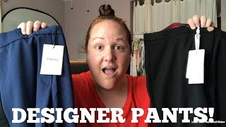 Liquidation Lot Haul of Pants To Resell On Ebay Part 2 | Theory, Ted Baker & French Connection