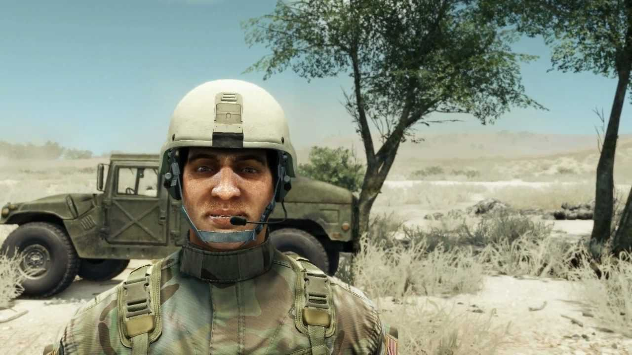 CryEngine 3 U S  Army Military Simulation