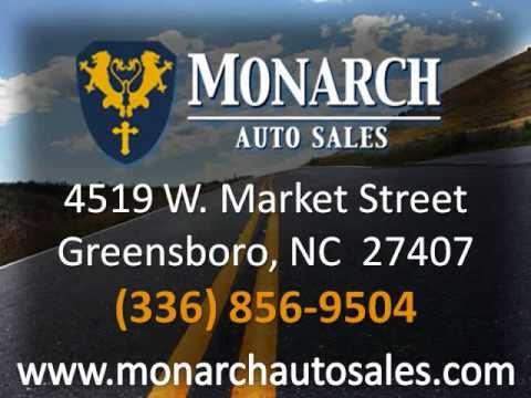 Monarch Auto Sales | Greensboro, NC | Used Car Sales, Rental & Leasing