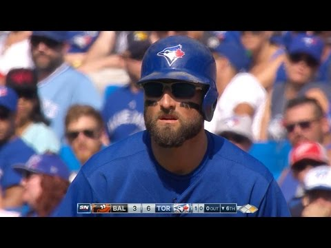 BAL@TOR: Blue Jays play small ball in the 6th inning