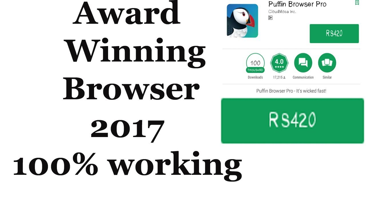 Android Paid App - Fastest Browser For Android Devices