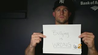 N.Y. Yankees Join 10-Year-Old Girl's Appeal To Stop Bullying