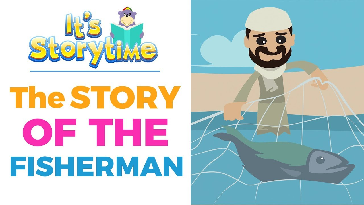 Download The Story of the Fisherman by ZAKY - ISLAMIC KIDS CARTOONS