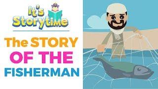 The Story of the Fisherman by ZAKY - ISLAMIC KIDS CARTOONS