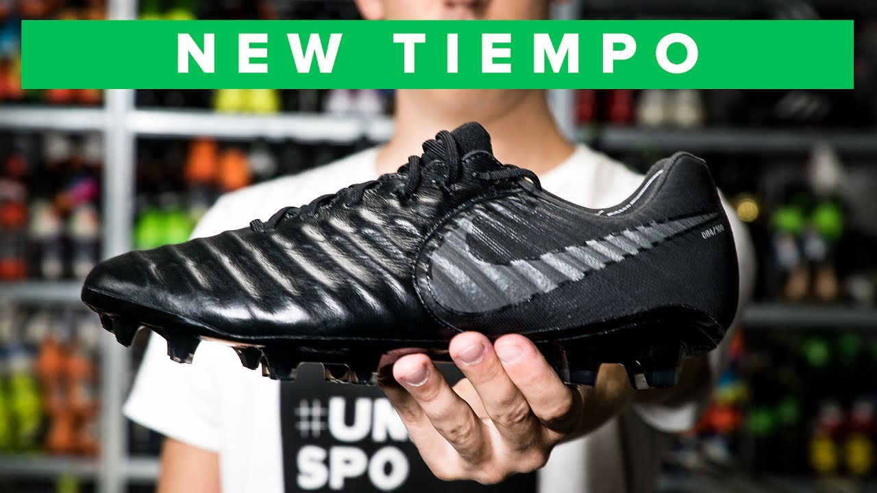 8c664c488ff Nike Tiempo Legend 7 Blackout Platinum