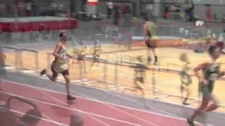 2012 Mid Wach A League Indoor Track Meet