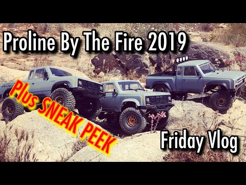 Proline By The Fire 2019 - Event Vlog - Day 1